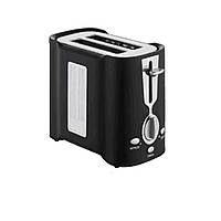 Тостер DSP КС2038A 850 Вт бытовой электрический тостер черный корпус