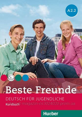 Beste Freunde A2/2, Kursbuch ISBN: 9783195010528, фото 2
