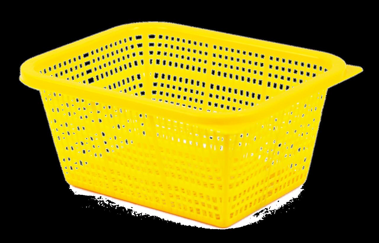 Корзинка для ягод 190х145хх85 мм