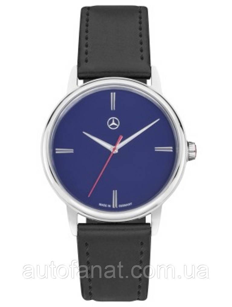Мужские наручные часы Mercedes-Benz Men's Watch, Basic, brilliant blue / red / black (B66954177)