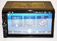 Магнитола 2din Pioneer 6516 Android 6.0 +GPS + WiFi + 4 Ядра + 16Гб + Переходная рамка!