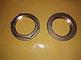 Гайка латунная с юбкой 1.1/4 дюйма внутренняя резьба 6-ти гранная ., фото 2
