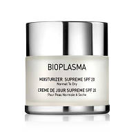 Богатый увлажняющий крем для лица SPF 20 GIGI BIOPLASMA Moist Dry SPF-20  200 ml