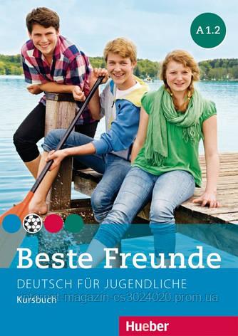Beste Freunde A1/2, Kursbuch ISBN: 9783195010511, фото 2
