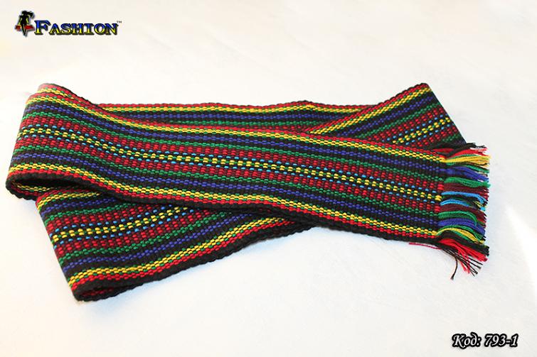 Широкая разноцветная крайка Колибри
