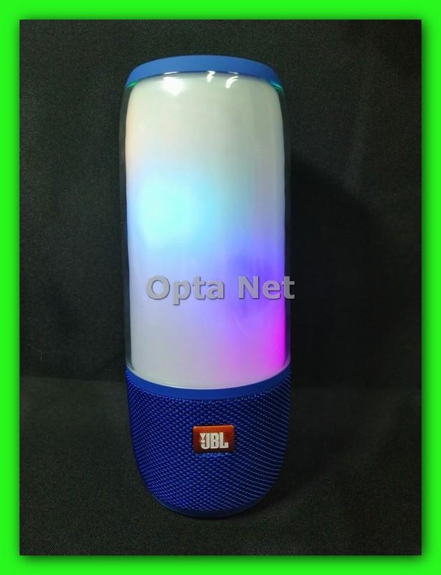 JBL Pulse 3 Blue Bluetooth 3.0