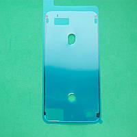 Стикер-проклейка (двухсторонний скотч) дисплея Apple iPhone 8 Plus White