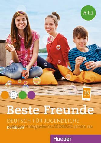 Beste Freunde A1/1, Kursbuch ISBN: 9783193010513, фото 2