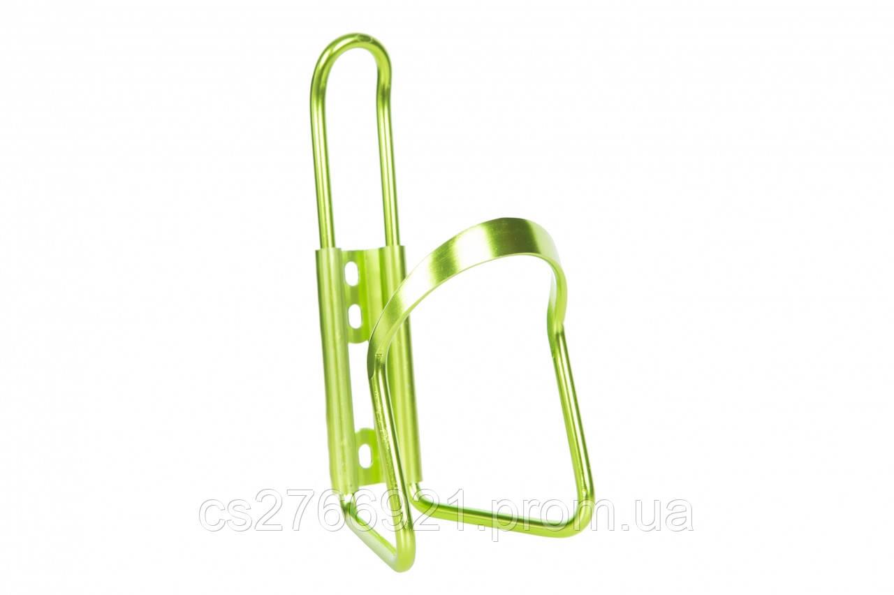 Флягодержатель DC-F01 Al (зеленый)