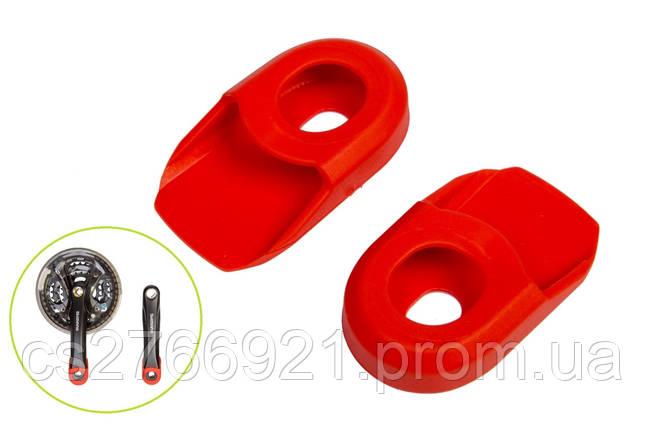 Защита лапки шатуна PVC (красный) , фото 2