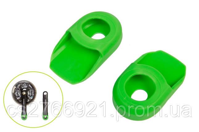 Защита лапки шатуна PVC (салатный ) , фото 2