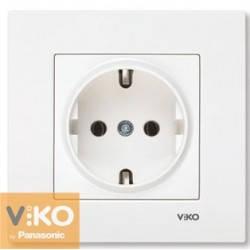 Розетки, выключатели, рамки VIKO