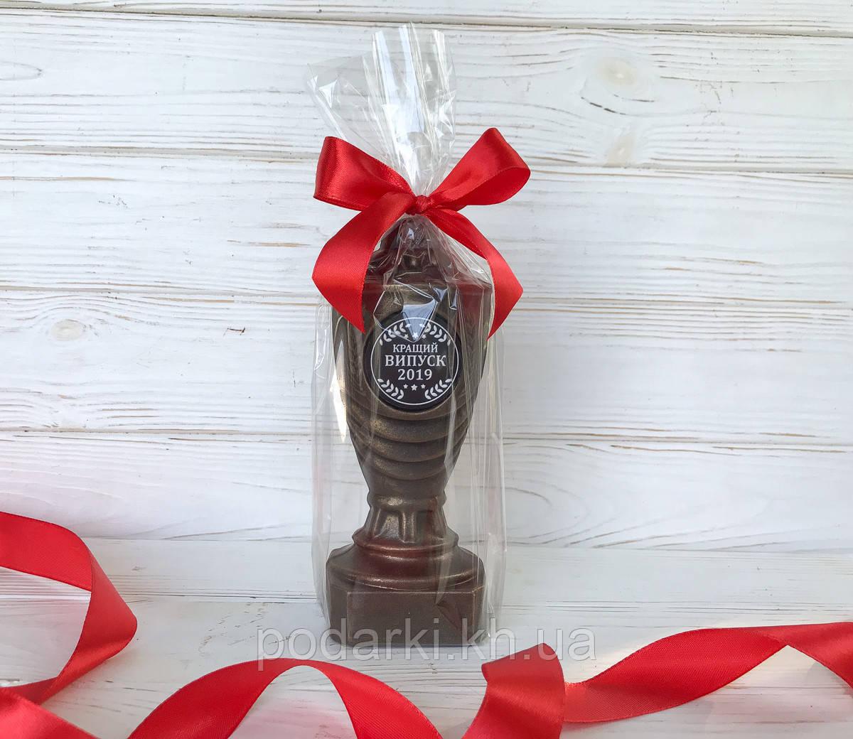 Шоколадный подарок на выпускной школы 2019