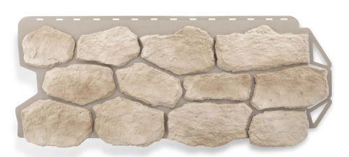 Сайдинг цокольный Камень Бутовый Нормандский