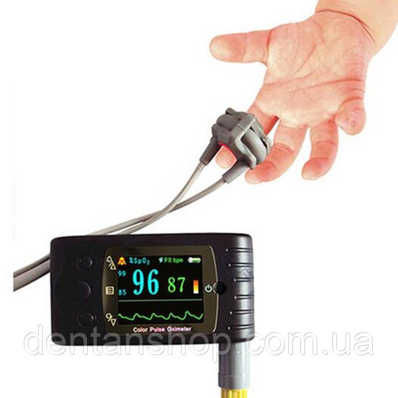 Пульсоксиметр CMS60C Neo 1.8' для новорожденных цветной TFT дисплей, передача данных на ПК, CONTEC