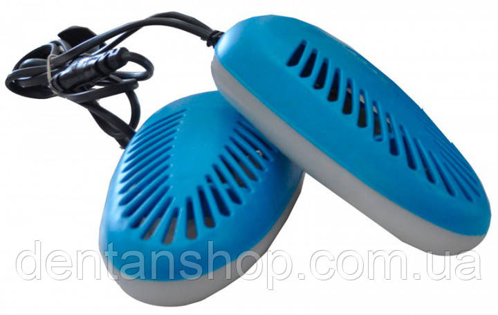 Сушилка для обуви с антибактериальным эффектом ECB - 12/220K, ультрафиолетовая, питание от сети, мощность 12вт