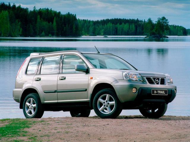 Nissan X-  Trail (T30) 1 поколение