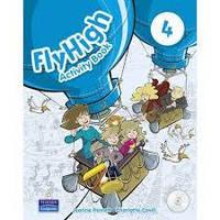 Fly High 3 Activity Book with CD-Rom  Рабочая тетрадь английского языка