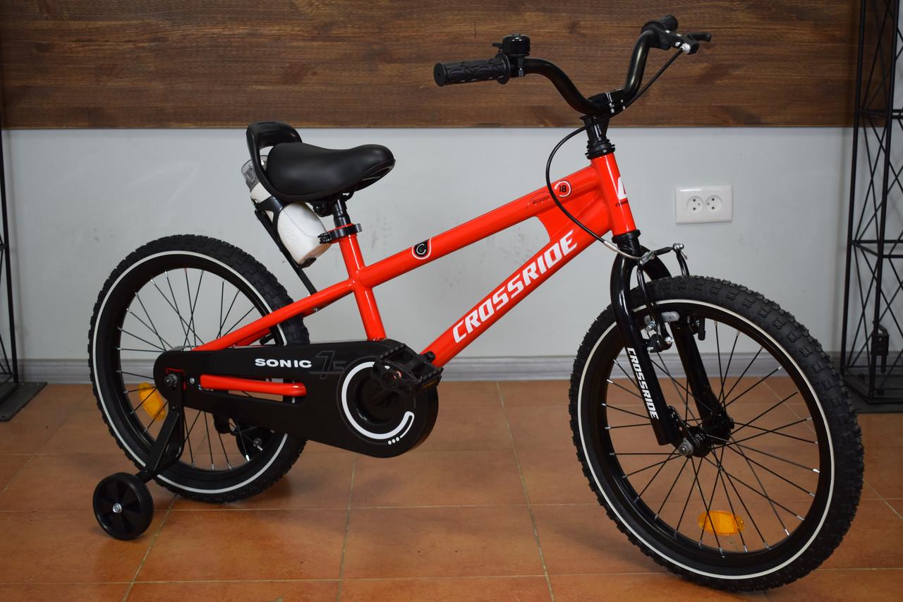 381b0a08055b26 Детский велосипед CROSSRIDE SONIC 18