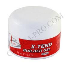 Гель Blaze X-Tend Builder Gel Конструирующий White (15 мл)