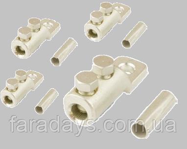 Кабельний накінечник з болтами зі зривними головками серії LUG (заміна SAL) Ensto