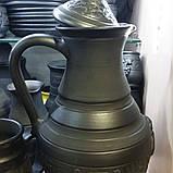 Глек великий керамічний ручної роботи, фото 3
