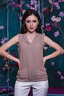 Блузка женская креп-шифон (13 цветов) АНД111, фото 1
