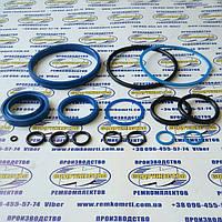 Ремкомплект гидроцилиндра ЦС-100 (нового образца) задней навески (ГЦ 100*40) полиуретан МТЗ, ЮМЗ