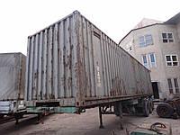 Морской контейнер универсальный 40 футов (тонн)