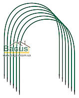 Набор дуг для парника (6 шт./наб.) металл Ø12мм (h-175см, ширина-130см) DM120607-1