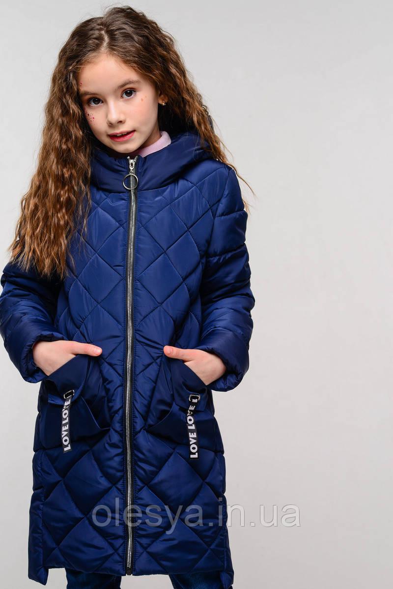 Демисезонная куртка для девочек ТМ Нуи Вери Жаклин Размер 122