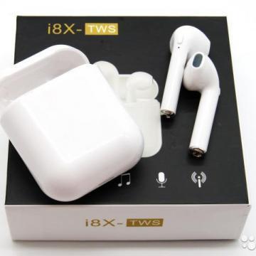 Наушники беспроводные Bluetooth TWSi8Х c кейсом