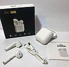 Наушники беспроводные Bluetooth TWSi8Х c кейсом, фото 2