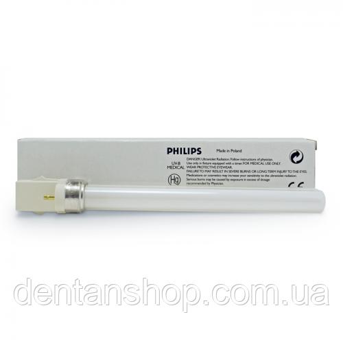 Лампа PHILIPS PL-S 9W / 12 / 2P 1CT 290-315 nm к приборам Dermalight 80, psoroVIT, Польша