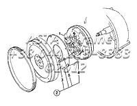 Гидротрансформатор PS760 Ф4-1-1/01