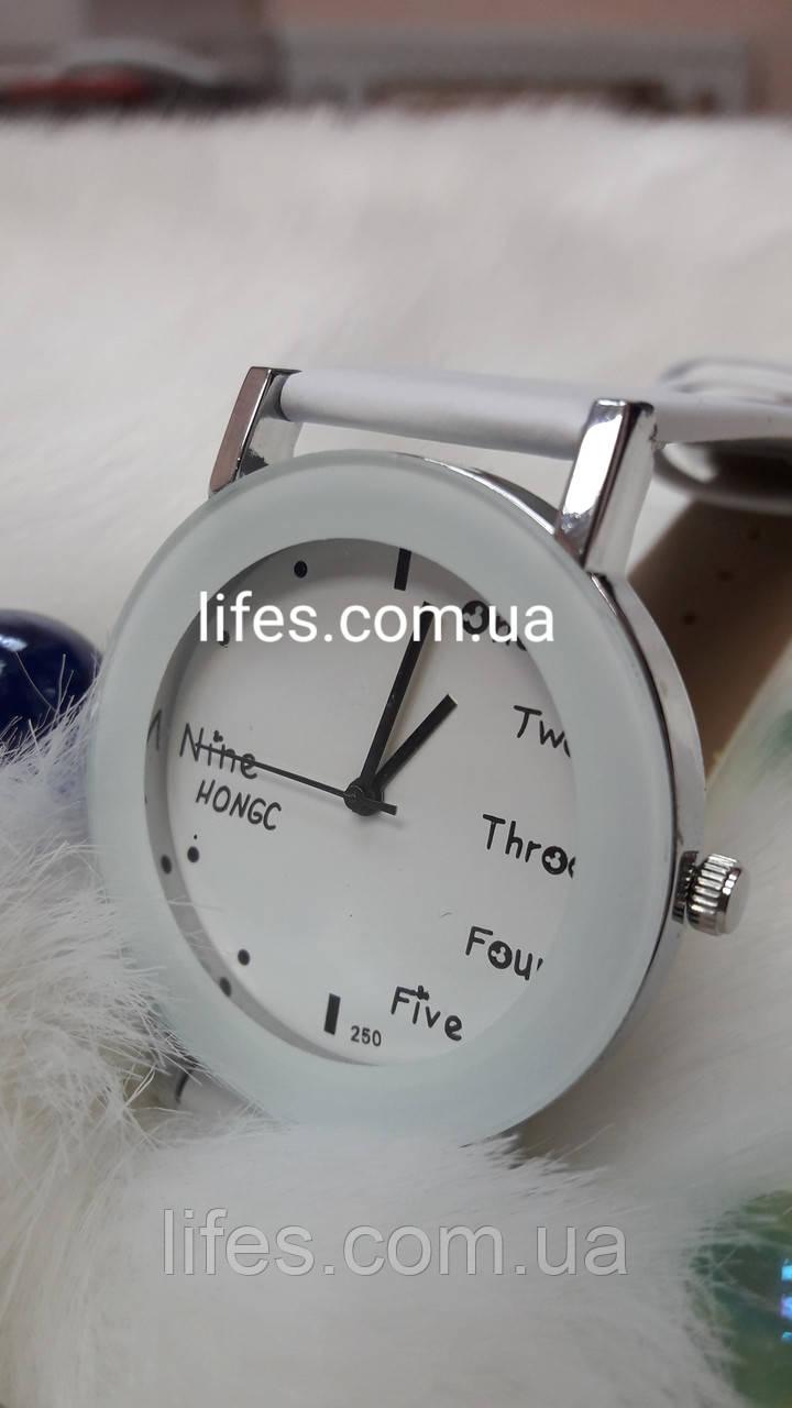 Женские часы NINE HONGC  Белые