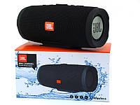 JBL mini Charge 3 20W копия, портативная колонка с Bluetooth FM MP3, черная