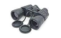 Бинокль COMET 10х50 TY-4356 MILITARY-2 (пластик, стекло,PVC-чехол,h х l-17см х19см)