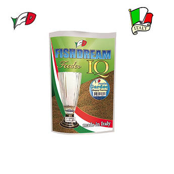 Прикормка FISH DREAM IQ ITALY Feeder Gardon Плотва (фишдрим) Италия