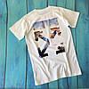 Мощная футболка Off-White. Бирка ориг, фото 3