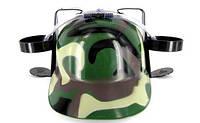 Шлем для напитков камуфляжный
