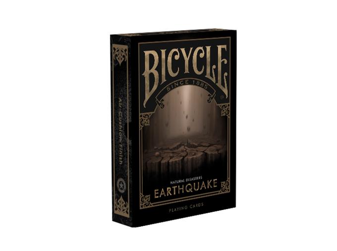 Карты игральные | Bicycle Natural Disaster «Earthquake»