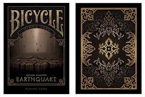 Карты игральные | Bicycle Natural Disaster «Earthquake», фото 2