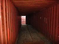 Морской контейнер 40 футов в отличном состоянии