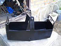 Ковш грейферный для чистки колодца