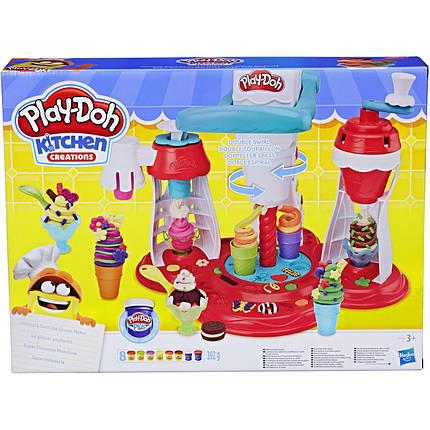 Пластелин Play Doh Hasbro Мир мороженного , фото 2