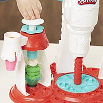 Пластелин Play Doh Hasbro Мир мороженного , фото 3