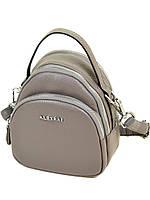 Женская кожаная сумочка-клатч 03-1 3905 grey, фото 1