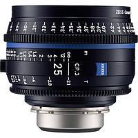 Объектив ZEISS CP.3 25mm T2.1 Compact Prime Lens (MFT Mount, Feet) (2181-406)