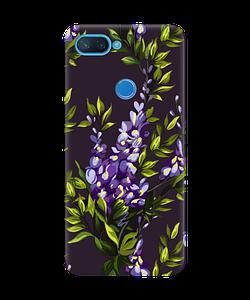 Чехол на Xiaomi Mi 8 Lite Violet